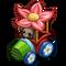 Flower Car-icon