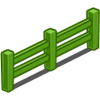 Green Fence-icon