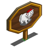 Holiday Cat Mastery Sign-icon