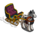 Holiday Sleigh-icon