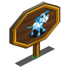 Icicle Calf Mastery Sign-icon