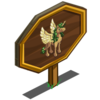 Mayforest Pegacorn Mastery Sign-icon
