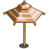 Sienna Umbrella-icon