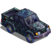 Vine Print Truck-icon