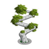 Zigzag Tree-icon