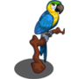 Blue Macaw-icon