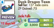 Duck Dragon Team Market Info (June 2012)