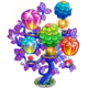 Floating Balloons Tree-icon