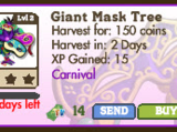 Giant Mask Tree