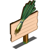 Green Onion Mastery Sign-icon
