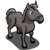 Grey Horse-icon