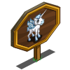 Mini Pegacorn Foal Mastery Sign-icon