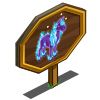 Mystical Horse Mastery Sign-icon