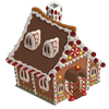 New Gingerbread House-icon