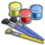 Paints and Brushes-icon