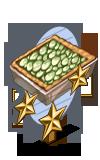 Pattypan Tart 3 Star Mastery Sign-icon