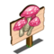 Pink Toadstool Mastery Sign-icon