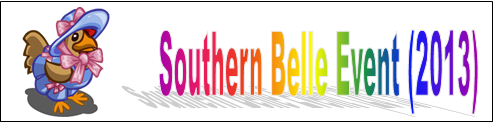 Southern Belle Event (2013) Event Banner