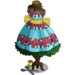 Spring Dress Pattern Tree-icon