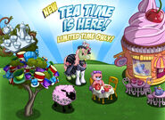 Tea Time Event (2013) Loading Screen