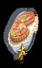 Vegetable Tart 1 Star Mastery Sign-icon