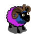 Blue Purple Ram-icon