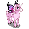 Butterfly Unicorn-icon
