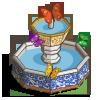 Decoupage Fountain-icon