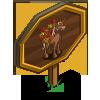 Fall Pegacorn Mastery Sign-icon