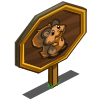 Fox Squirrel Mastery Sign-icon