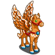 Gingerbread Pegasus-icon
