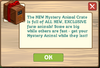 New Mystery Animal Crate 1