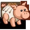 Pork Bun Pig-icon