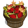 Red Corn Bushel-icon