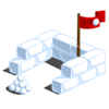 Snow Fort-icon