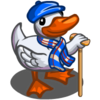Strolling Duck-icon