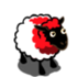 Venetian Red Real White Ewe-icon