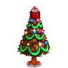 Candy Christmas Tree-icon