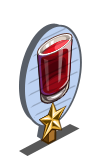 Cranberry Cooler 1 Star Mastery Sign-icon