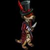 Knife Thrower Meerkat-icon