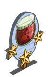 Pickled Lupin 3 Star Mastery Sign-icon