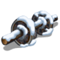 Snow Axle-icon