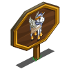 Zeus Pegacorn Foal Mastery Sign-icon