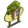 Australian Boab Tree Mastery Sign-icon