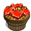 Chocolate Hearts Bushel-icon