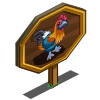 Jungle Fowl Mastery Sign-icon