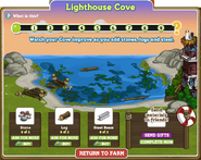 Lighthouse Cove Stage 0