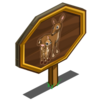 Mother Doe and Fawn Mastery Sign-icon