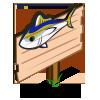 Yellow Fin Tuna Mastery Sign-icon