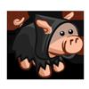 Christmas Future Pig-icon